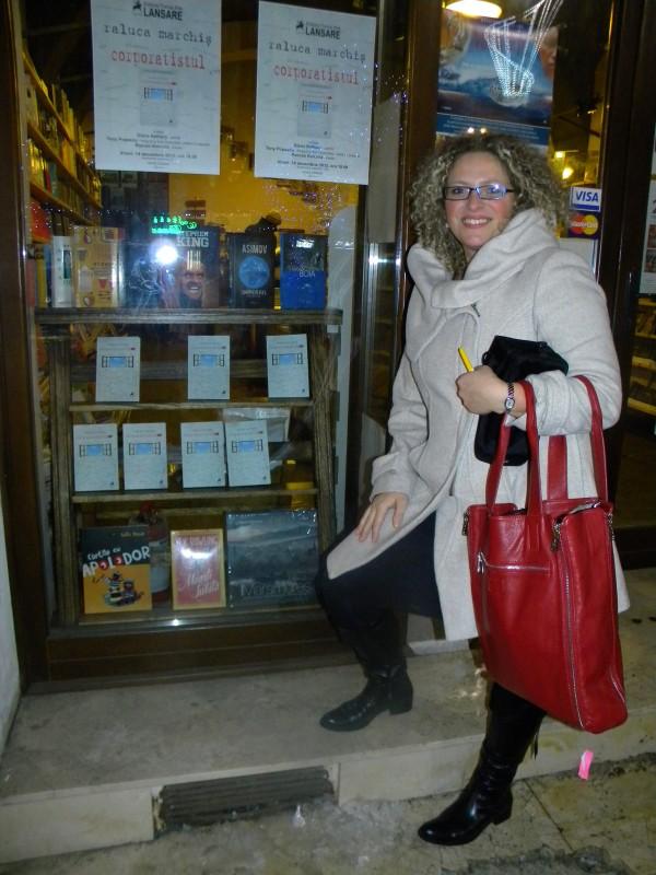 Raluca Barbu, Raluca Marchis, Terapie prin scris